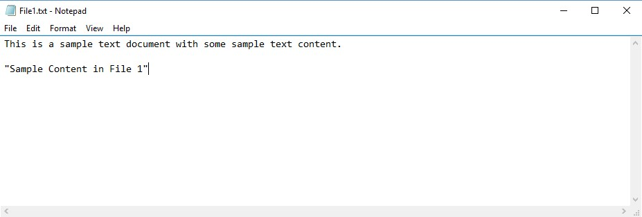 how to create a private text file in java